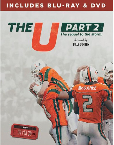 Espn Films 30 for 30: The U Part 2