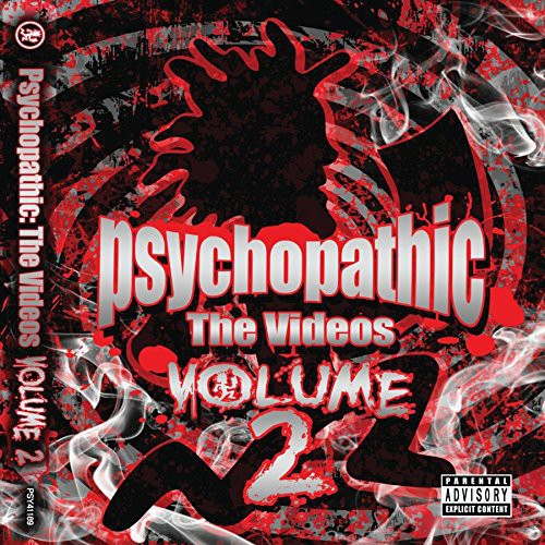 Psychopathic: The Videos 2 /  Varios