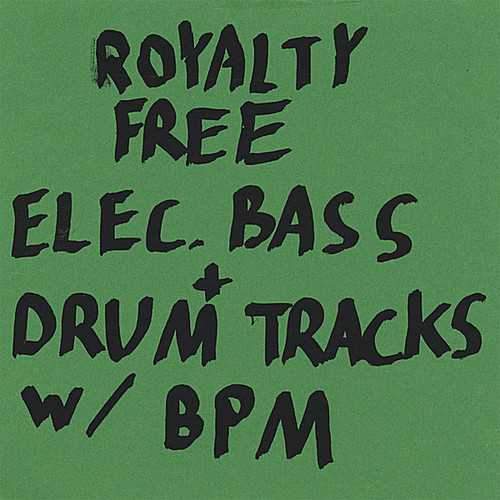 Royalty Free Bass Lines & Drum Beats