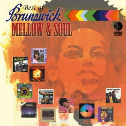 Best of Brunswick: Mellow & Soul /  Various [Import]