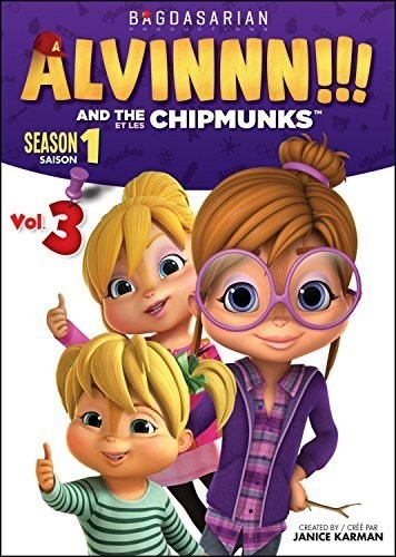 Alvin & the Chipmunks: Season 1 - Vol 3