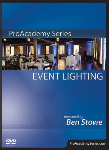 Learn to Light: Pro Academy - Event Lighting