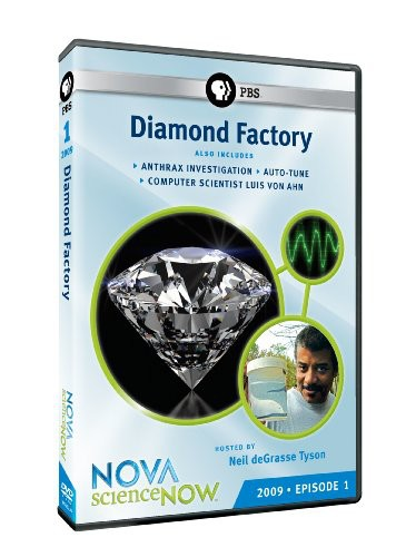 Nova: Science Now 2009 - Episode 1 - Diamond Facto