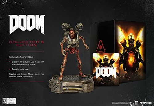 Doom - Collector's Edition for Xbox One