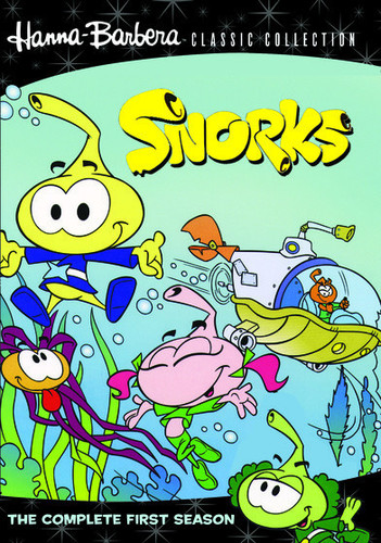 Snorks: The Complete First Season