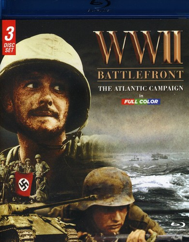 WW2: The Atlantic Campaign