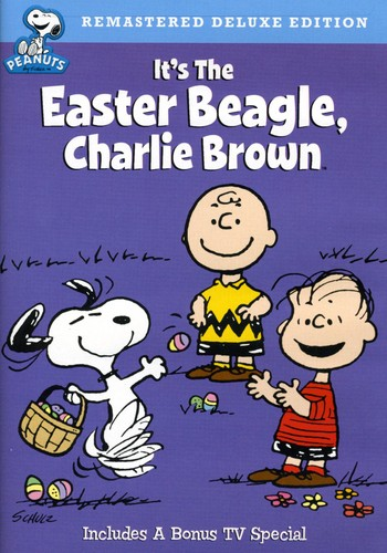 Peanuts: It's the Easter Beagle Charlie Brown
