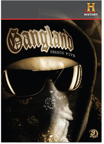 Gangland: The Complete Season Five