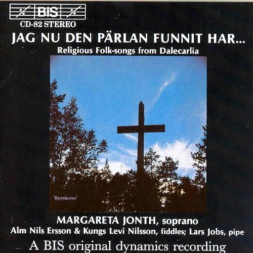 Religious Folk Songs from Dalecarlia /  Various