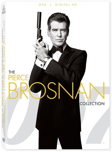 James Bond: The Pierce Brosnan Collection