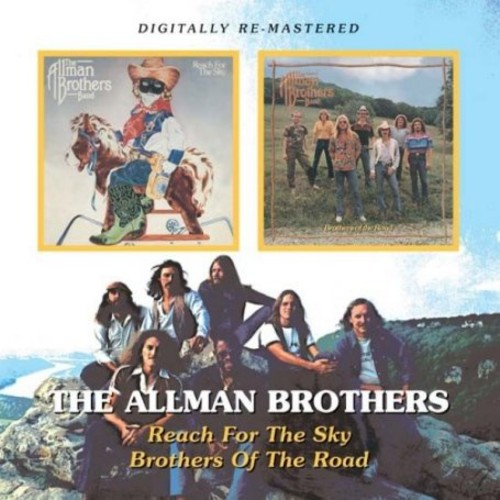 Reach for the Sky /  Brothers of the Road [Import]
