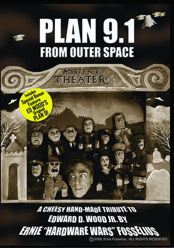 Plan 9.1 from Outer Space/ Plan 9 from Outer Space
