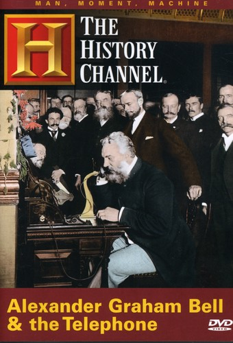 Man Moment Machine: Alexander Graham Bell