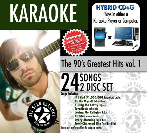 Karaoke: The 90's Greatest Hits 1 /  Various