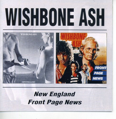 New England /  Front Page News [Import]