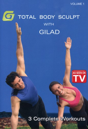 Gilad: Total Body Sculpt Workout 1
