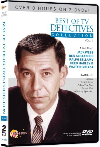 Best of TV Detectives Collection 1