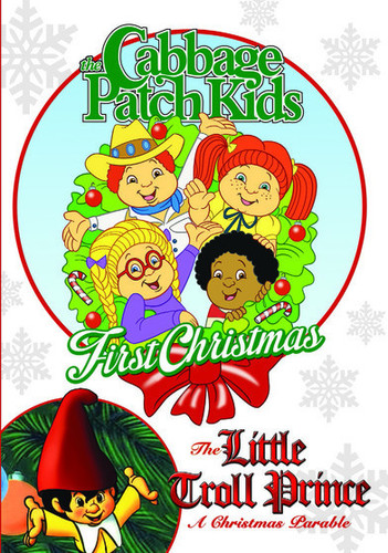 Cabbage Patch Kids First Christmas /  Little Troll