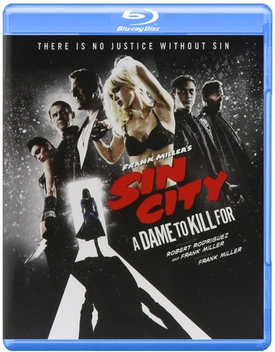 Frank Miller's Sin City 2: A Dame to Kill for