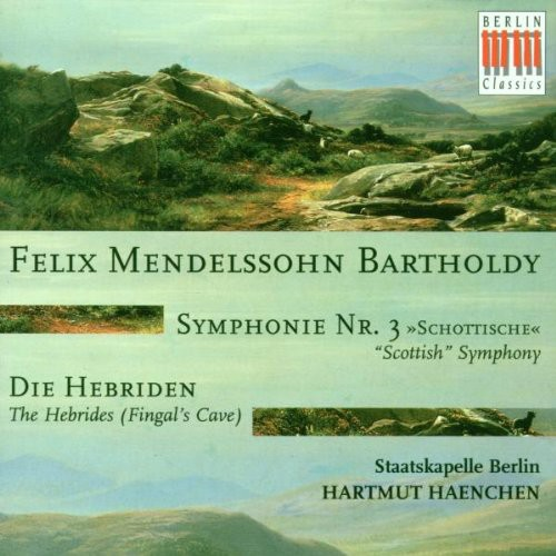 Symphony 3 Scottish /  Hebrides