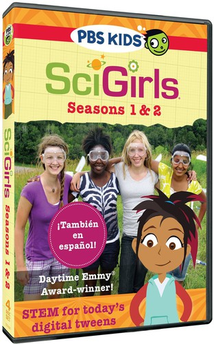 Scigirls (Season 1 & Season 2)