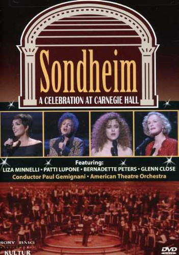 Sondheim: A Celebration at Carnegie Hall /  Various