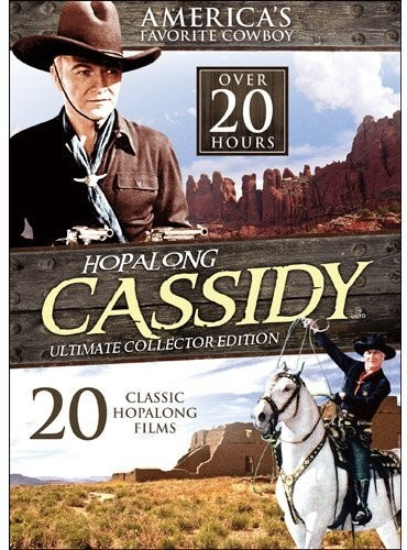 20-Film Hopalong Cassidy 2