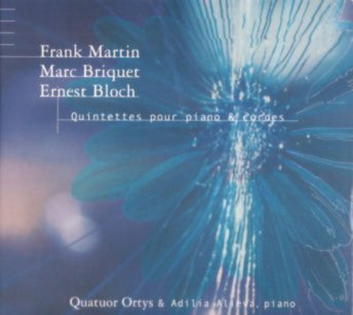 Piano Quintets By Swiss Composers