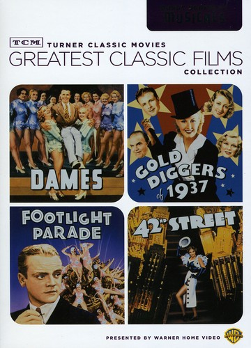 TCM Greatest Classic Films Collection: Busby Berkeley