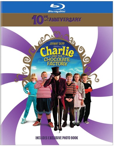 Charlie & the Chocolate Factory 10th Anniversary