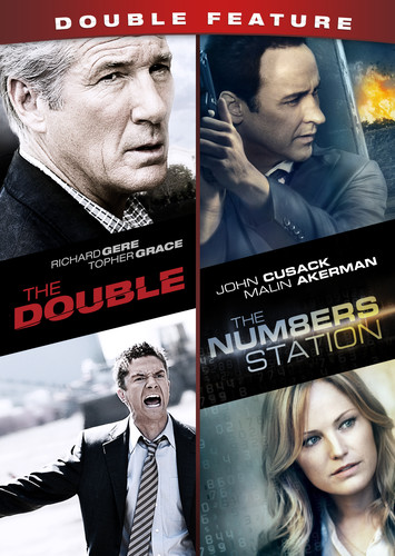 Double /  Numbers Station Double Feature