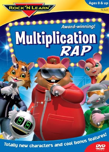Rock N Learn: Multiplication Rap