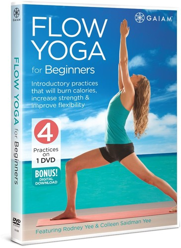 Flow Yoga for Beginners