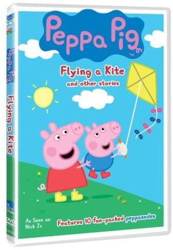 Peppa Pig: Flying A Kite