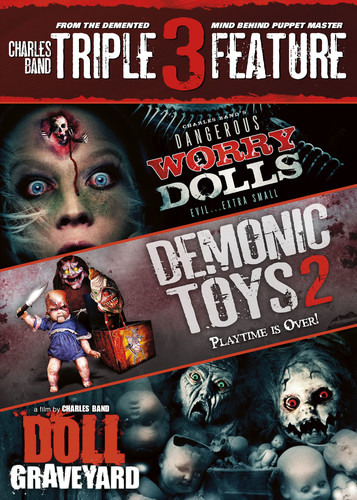 Deadly Dolls Triple Feature