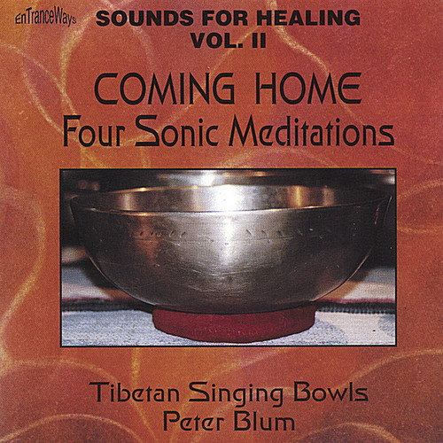 Coming Home-Four Sonic Meditations