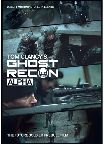 Tom Clancys Ghost Recon Alpha