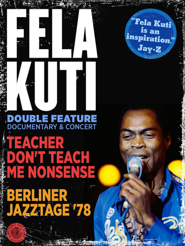 Fela Kuti: Double Feature - Teacher Don't Teach Me