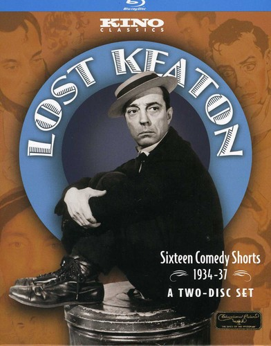 Lost Keaton: Sixteen Comedy Shorts 1934-1937