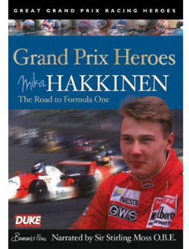 Mika Hakkinen: Grand Prix Hero