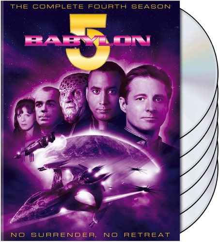 Babylon 5: The Complete Fourth Season