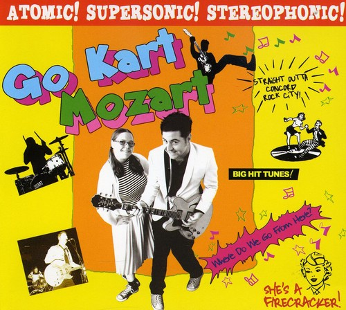 Atomic Supersonic Stereophonic