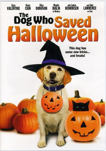 Dog Who Saved Halloween
