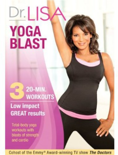 Dr Lisa: Yoga Blast