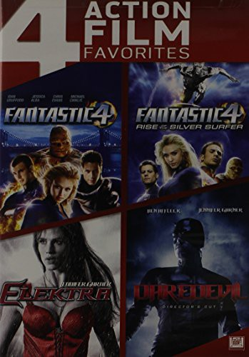 Fantastic Four /  Fantastic Four Rise of the Silver
