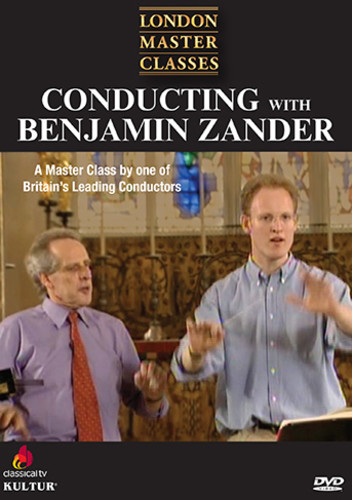 London Master Classes: Conducting with Benjamin