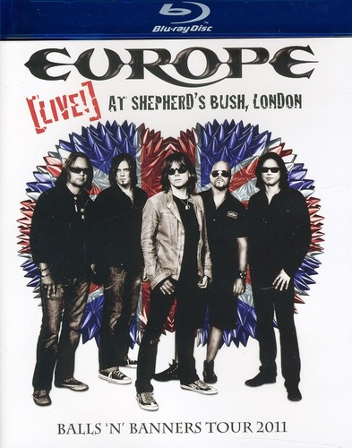 Live at Shepherd's Bush London
