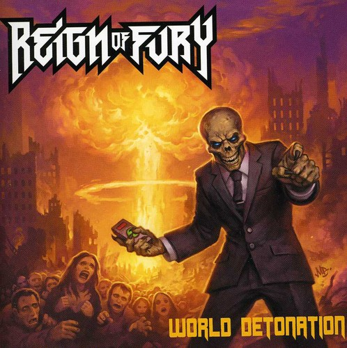 World Detonation [Import]