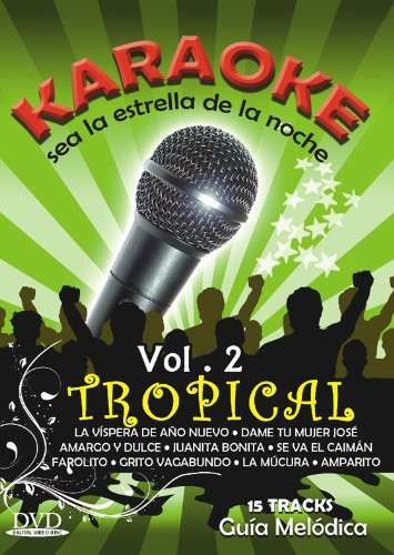 Karaoke: Tropical 2 /  Various