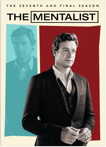 The Mentalist: The Complete Seventh Season (Final Season)